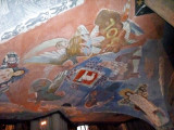 Ceiling Frescoe in Cologne Cathedral Side Chapel