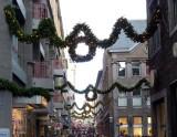 Street in Aachen, Germany