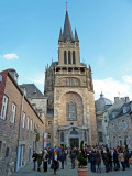 Aachen Cathedral (dates to 792) was site of Coronation of 30 German Kings & 12 Queens