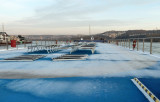 Frosty Morning on the Sun Deck