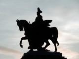 Kaiser Wilhelm Statue at Sunrise