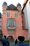 Building in Koblenz dating to 1530 AD