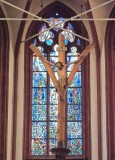 Crucifix in The Church of Our Lady, Koblenz