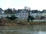 Houses Along the Rhine