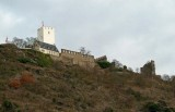 Close-up View of Sterrenberg Castle (built 100 AD)