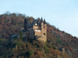 Katz Castle (dates to 1371 AD)