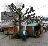 Christmas Market in Rudesheim