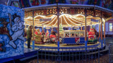 Mainz Christmas Market Carousel