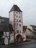 13th Century Tower from the Old City Walls of Mainz