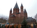 Mainz Cathedral is Over 1,000 Years Old