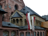 Oldest Part of Mainz Cathedral