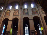 Inside Mainz Cathedral