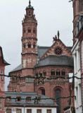 Mainz Cathedral from the Rear