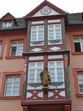 House in Mainz, Germany