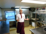 Galley Tour with Chef Pedrag
