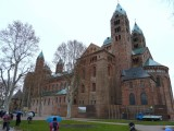 Speyer Cathedral is one of the Largest Romanesque Cathedrals in Europe