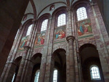 Inside Speyer Cathedral