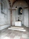 One of Seven Altars in the Chapel of the Speyer Cathedral Crypt