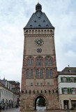 One of 68 Towers (1230-1250 AD) in Old City Walls in Speyer