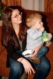 Aunt Sue and AJ