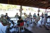 Lunch Break, Caleta Buena