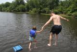 Swimming in the Swamp, Memorial Day, 2012