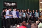 Stuyvesant High School A Cappella and Banana Soul at Barnes & Noble Book Fair