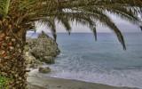 Nerja Beach HDR