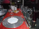 TABLE AT HEINITZBURG