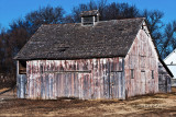 Old and still functional, the ridge is still strong.