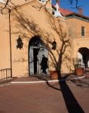 Long Shadows Albuquerque, New Mexico - January - 2012