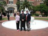 Drew graduation - Grandpa