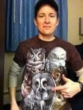 lucky owl shirt