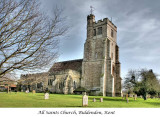 Saxon and Norman Churches in Kent