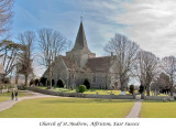 Saxon and Norman Churches in East Sussex