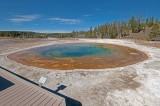 Thermal Springs/Pools of Yellowstone NP