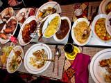 A Rijstafel Meal (2)