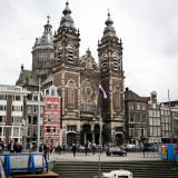 Walking Around Amsterdam (3)