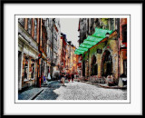 Old Town,Stockholm....