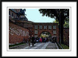 Many people have been to visit Wawel Castle...