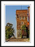 a square tower...