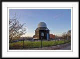 a domed building...