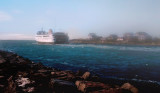 The early Block Island Ferry