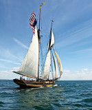 Tall ships. I have the wind in my sails Newport RI.