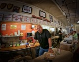 Jimmy at the Olneyville New York System