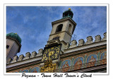 Poznan - Town Hall Towers Clock