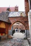 Malbork Castle - The Gate