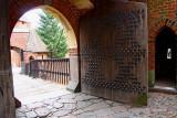 Malbork Castle - Doors