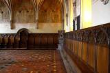 Malbork Castle - Interior
