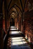 Malbork Castle - Corridor